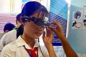 'Mắt thần' cho người khiếm thị