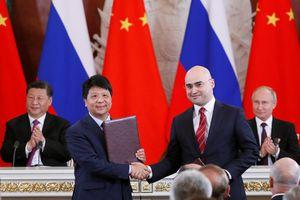 Huawei đạt thỏa thuận phát triển 5G tại Nga bên lề thượng đỉnh Putin - Tập Cận Bình