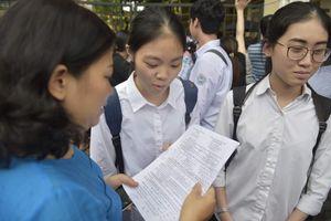 Hà Nội công bố đáp án các môn thi tuyển sinh lớp 10