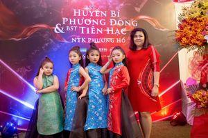 Hơn 60 mẫu nhí tham gia show diễn thời trang 'Huyền bí phương Đông'