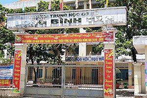 Xử lý giáo viên thể dục nhờ học sinh lớp 6 chấm điểm thi lý thuyết ở Biên Hòa
