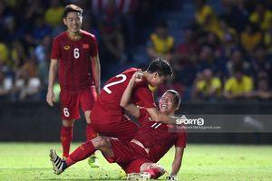 King's Cup 2019: Một số khoảnh khắc đáng nhớ trong trận đấu Thái Lan 0-1 Việt Nam