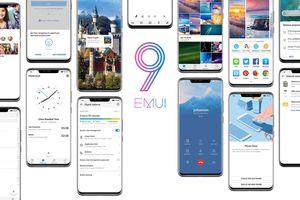 EMUI 9 nâng cấp tiện ích mới cho hơn 80 triệu người dùng Huawei