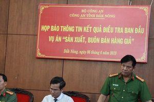 Nóng: Khởi tố 23 bị can trong vụ bắt đại gia xăng dầu Trịnh Sướng