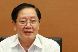 Bộ trưởng bộ Nội vụ Lê Vĩnh Tân: Chưa phát hiện cán bộ góp tiền để kinh doanh chùa trục lợi