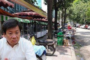 Ông Đoàn Ngọc Hải xin từ chức: Vỉa hè quận 1 vẫn 'chứng nào tật ấy'