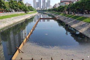 Tham vọng làm nước sông Tô lịch trở lại màu xanh, Hà Nội đặt thêm một công nghệ làm sạch