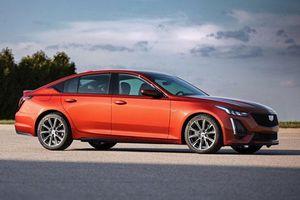 Cadillac CT5-V 2020, đối thủ cạnh tranh của Audi S4