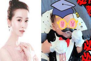 Lưu Thi Thi lần đầu khoe hình con trai sau khi thắng vụ kiện vì bị tố vô sinh