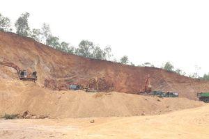 Thanh Hóa thu hồi một phần mỏ khoáng sản của Xây dựng Miền Trung