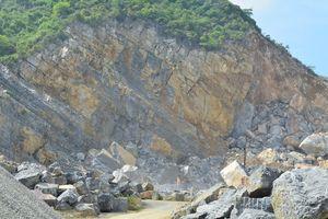 Nghệ An đóng cửa 10 mỏ khoáng sản