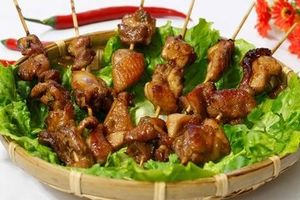 Cách làm món đùi gà long phượng thơm ngon, hấp dẫn từ ngoài vào trong