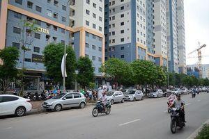 Hà Nội: Vất vả tìm chỗ đậu xe tại chung cư