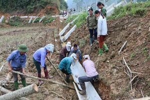 Tuyên Quang: Kiên cố hóa kênh mương được đấu thầu công khai minh bạch