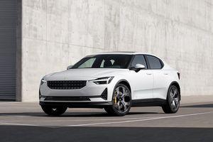 Thương hiệu của Volvo ra mắt ôtô điện để 'đấu' với Tesla
