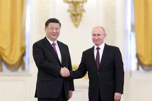 Nga - Trung nhất trí nâng tầm quan hệ hợp tác trong kỷ nguyên mới
