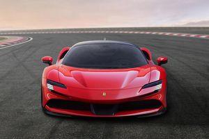 Vừa ra mắt, Ferrari SF90 Stradale đã xuất hiện trên thị trường chợ đen với giá cắt cổ