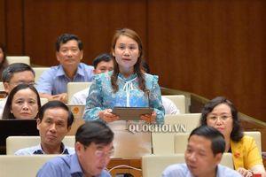 Bộ trưởng Bộ Thông tin & Truyền thông trả lời chất vấn về giải pháp quản lý không gian mạng