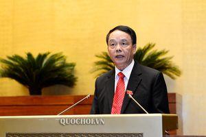Quốc hội nghe thẩm tra dự án Luật Dân quân tự vệ (sửa đổi)