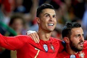 CR7 lập hat-trick, Bồ Đào Nha vào chung kết Nations League