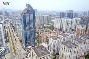 Hà Nội có nguy cơ 'vỡ trận' quy hoạch đô thị?
