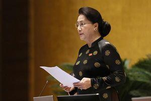 Chủ tịch Quốc hội: Các Bộ trưởng không né tránh vấn đề khó