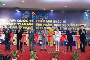 Triển lãm quốc tế dịch vụ viễn thông, CNTT và truyền thông
