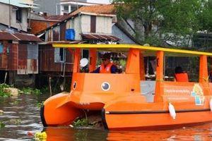 Hanwha bắt tay 'làm sạch sông Mê Kông'