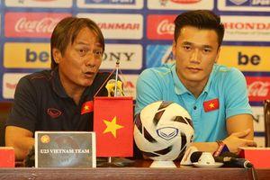 Trợ lý U23 Việt Nam: 'Việt Nam thắng Thái Lan là động lực cho U23'