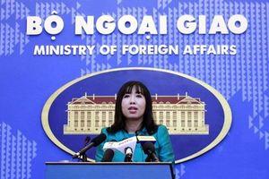 Việt Nam tích cực chuẩn bị, sẵn sàng đảm nhận các trọng trách khu vực và quốc tế