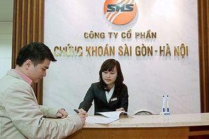 Chứng khoán Sài Gòn – Hà Nội (SHS) chi hơn 310 tỷ đồng trả cổ tức năm 2018