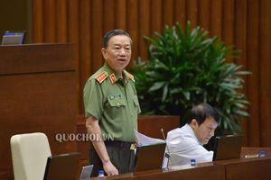 Bộ trưởng Tô Lâm nói về đường dây xăng giả của Trịnh Sướng
