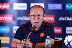 HLV Park Hang-seo: Vòng loại World Cup mới là mục tiêu của VN