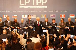 Giữa chiến tranh thương mại Mỹ-Trung, EU sẽ tham gia CPTPP?