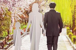 Dịch vụ cho thuê 'gia đình' hút khách hàng ở Nhật Bản