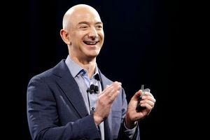 Tỷ phú giàu nhất hành tinh Jeff Bezos chia sẻ bí quyết kinh doanh
