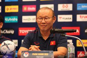 HLV Park Hang Seo: Gặp Curacao là thử thách tốt với cầu thủ Việt Nam