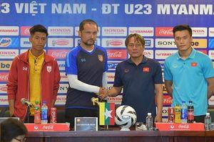 U23 Việt Nam – U23 Myanmar: 'Sân khấu' của Bùi Tiến Dũng và đồng đội