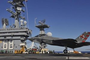 Tàu sân bay CVN-79 không thể phóng được F-35C