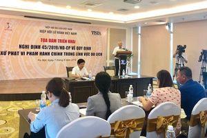 Trách nhiệm của doanh nghiệp lữ hành trong phát triển bền vững du lịch
