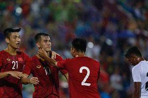 Thắng U23 Myanmar 2-0: Hài lòng với U23 Việt Nam
