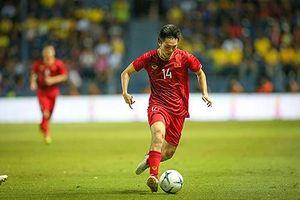 Tiền vệ Tuấn Anh được HLV Park Hang Seo 'dựng lại' trong màu áo tuyển Việt Nam
