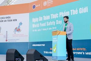 Grabfood Việt Nam đồng hành cùng ngày An toàn thực phẩm