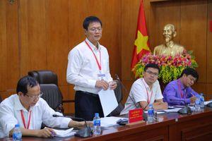 Thứ trưởng Bộ GD&ĐT Lê Hải An: Tuân thủ quy chế và không tự ý xử lý sự cố