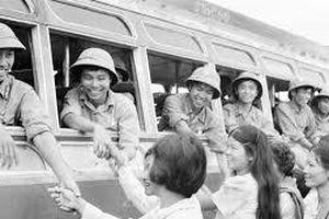 Việt Nam với tinh thần Quốc tế trong sáng, đã hi sinh cả máu của mình giúp nhân dân Campuchia thoát khỏi nạn diệt chủng