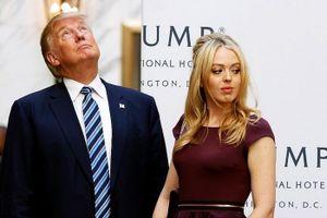Tiffany - góc 'lãng quên' của Tổng thống Trump?