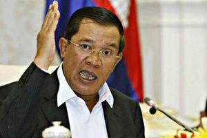 Thủ tướng Hun Sen lên án phát biểu của Thủ tướng Lý Hiển Long về Việt Nam