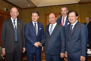 Ý sẽ tăng cường đầu tư vào Việt Nam
