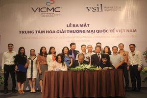 Ra mắt Trung tâm Hòa giải thương mại quốc tế Việt Nam