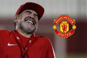 Maradona tự ứng cử làm HLV của Manchester United